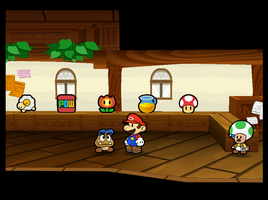 New Paper Mario Screenshot 014 by Nelde