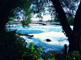 Rapids by evelynrosalia