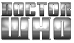Doctor Who 2010 Over-Under Logo reformatted by SylkRode