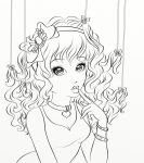 Candy Lucy Lineart by Lu-s