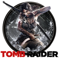 Tomb Raider 2013 Dock Icon version 3 by OutlawNinja