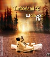 timberland poster by eltolemyonly