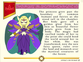 Another Princess Story - New Fairy Queen by Dragon-FangX
