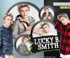 Pack PNG - Lucky Blue Smith #13 by MarinaDiaz2002