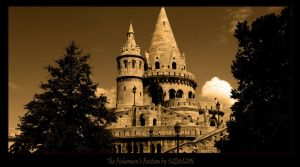 The Fishermen's Bastion..... by s2eus2on