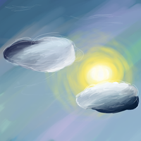 Clouds? by Extrana