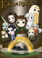 LOTR ::Colour:: by Laika-Lorien