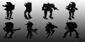 Silhouettes by Karnivorous