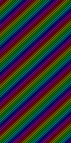 Rainbow Stripes [Custom Box BG ((EXTENDED))] by darkdissolution