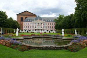 beautiful garden at germany by picture-melanie