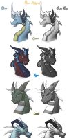 Faded Thunder: Apprentice Redesigns by R-Spanner