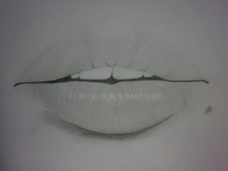 Just Some Lips by xMaddieFaithx