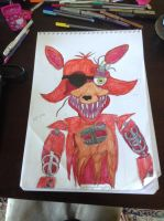 FOXY!!!! by Indie-OMG