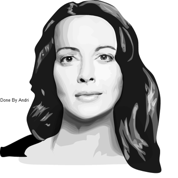 Root / Amy Acker/  Person of Interest by N-Shaddriow