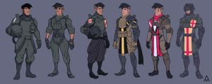 Pilot Uniform Exploration by wedgeismyhero
