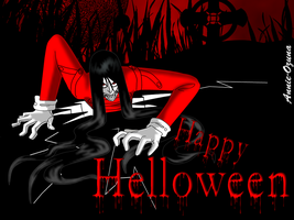 Have Alucard for Helloween by Annie-O