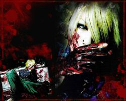 +..Blooded Ruki..+ by oxX-MADhAttEr-Xxo