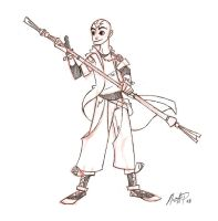 New Aang by NicParris