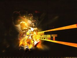 Kobe Bryant by FLEA2123