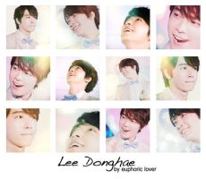 Lee Donghae by euphoriclover