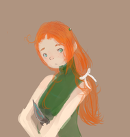 Ireland-Chan by Kammers1212