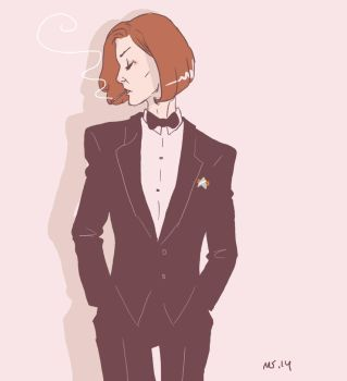 Janeway by inicka