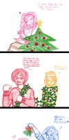Christmas Decorating (Demon Battles AAC) by Gabby413