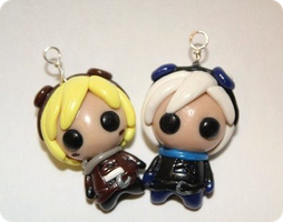 Ezreal Charms by whitemilkcarton