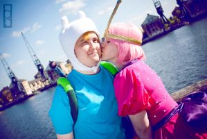 You're so cute, Finn! by hoshi-kagami