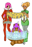 Happy Holiday 2010 by divi