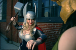 Lady Thor by Multim-In-Parvo by zenx007