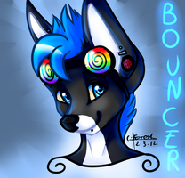 :.GA.: Bouncer by Liara-Chan