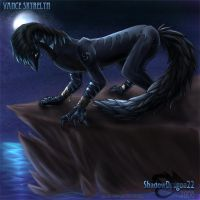 Vance - Falcor Contest Entry by ShadowDragon22