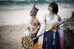 FFX: Children of Besaid by Astellecia