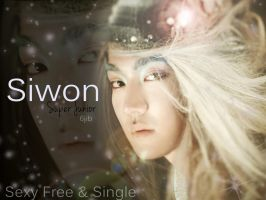 Super Junior 6 jib 'Sexy Free + Single' Siwon by ForeverK-PoPFan