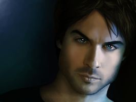Damon Salvatore - TVD by TomsGG