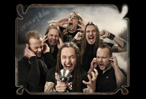 Amorphis-Beginning of Times II by Wolverica