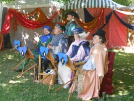 Renaissance Faire 30 by ulyferal
