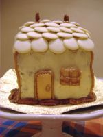 House cake by philippajudith