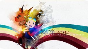 Digimon World by Aiko1001