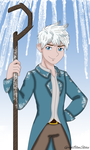 Jack Frost's Middle Age Look by DivineSpiritual