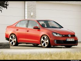 2010 Volkswagen Jetta GLI MK6 by Active-Design