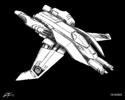 Fighter Mk. 2. by Koober