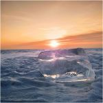 Ice, Snow and Sunset... _7 by my-shots