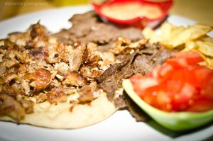 Gyros by mariannaphotography