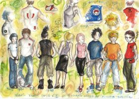 Naruto - summer fashion 1 by LevyRasputin