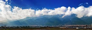 Lijiang Panorama 01 by xelement