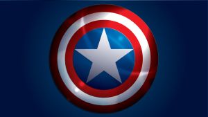 Captain America's Shield by aaryaman178