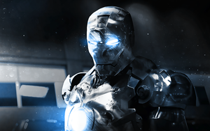 Iron Man MARK II by ehnony