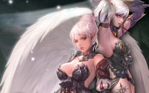 Lineage II Kamael Side by kitolo